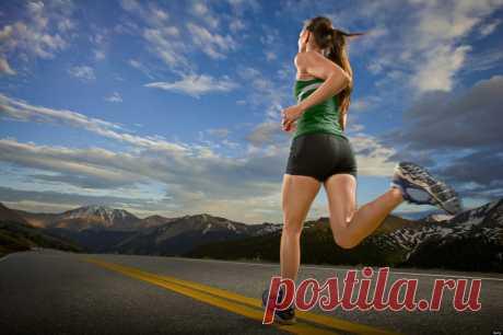 Продолжительность бега для эффективного жиросжигания