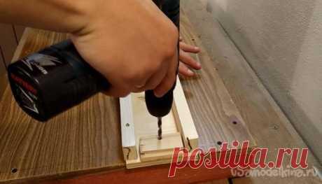 Направляющая для лобзика – режем ровно под любым углом