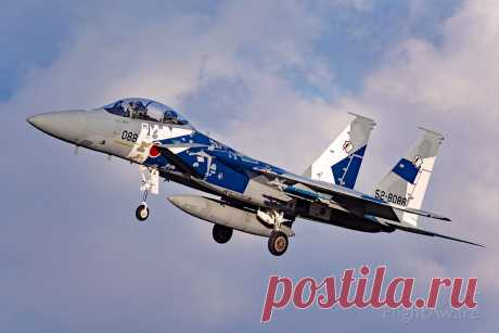 Фото F15D (52-8088) - FlightAware