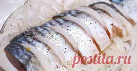 Как засолить скумбрию: самый удачный способ! Такую нежную и пикантную рыбу в магазине не купишь — 1001 СОВЕТ