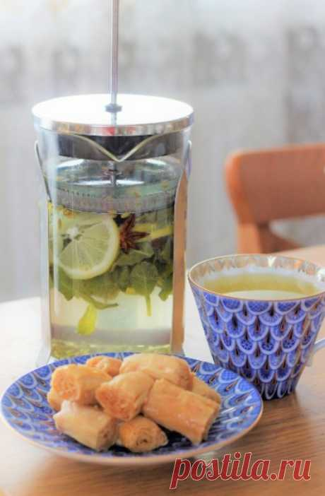 Чай «Сады Марракеша»» | Блоги о даче, рецептах, рыбалке