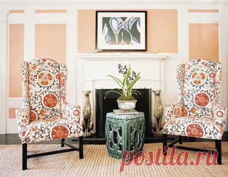Идеи для создания интерьера персикового цвета — Квартирный вопрос