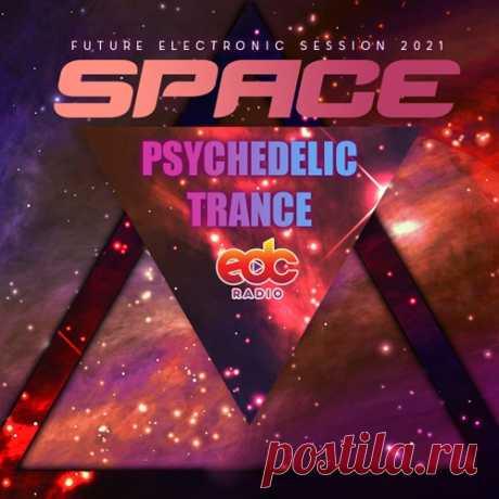Space Psychedelic Trance (2021) Mp3 Необъятное пространство Космоса. Путешествие к далеким, неведомым мирам. Призрачные мелодии, таинственный голос, доносящийся из бездны пустоты. И возвращение на Землю, такую хрупкую и родную, на этот маленький голубой шарик, затерянный где-то в просторах необъятной галактики. Все это музыка