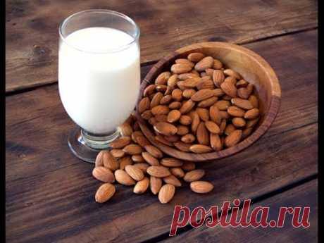 Молоко из грецких орехов (смузи)