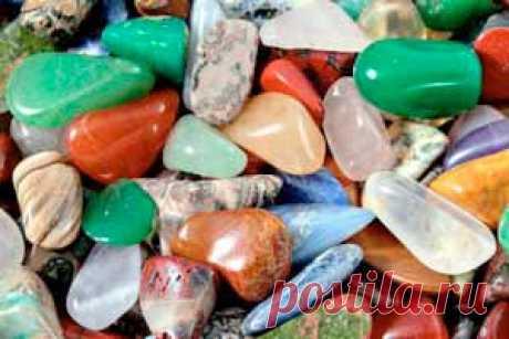 Свойства камней, их позитивное и негативное влияние на нашу жизнь.