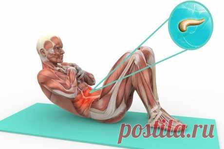 3 мощных висцеральных упражнения для здоровья поджелудочной железы - Калейдоскоп событий  3 мощных висцеральных упражнения для здоровья поджелудочной железы Поджелудочная железа – основной источник пищевых ферментов, регулирующих процесс переваривания белков, жиров и углеводов. Она производит гормон инсулин, отвечающий за образование […]