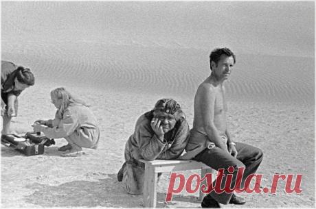 Создание советских фильмов в фотографиях со съёмочных площадок | Калейдоскоп новостей | Яндекс Дзен