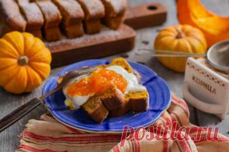Тыквенная запеканка с корицей — полезный и вкусный десерт. Пошаговый рецепт с фото — Ботаничка.ru
