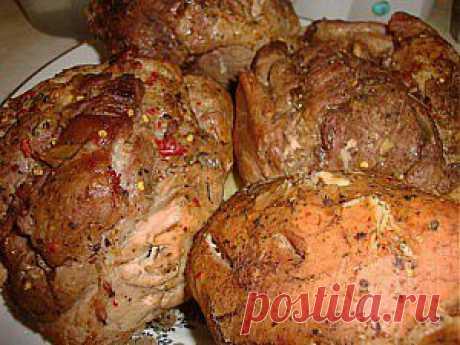 Буженина из свинины запеченная в рукаве | Don Аппетит