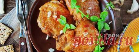 Куриные бедра в мультиварке - вкусный рецепт с пошаговым фото