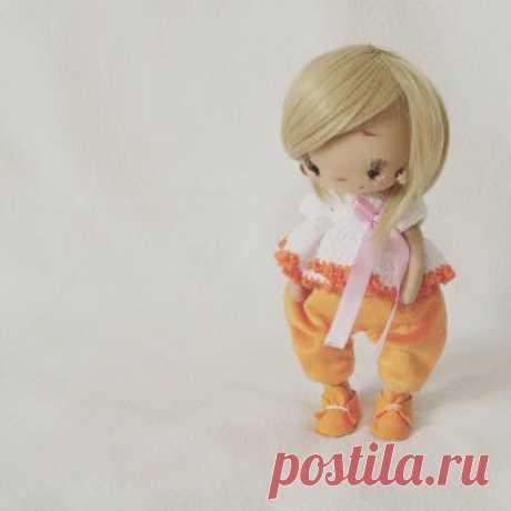 """Авторская кукла """"Смородинка"""" - Кукольная мастерскаяКукольная мастерская"""