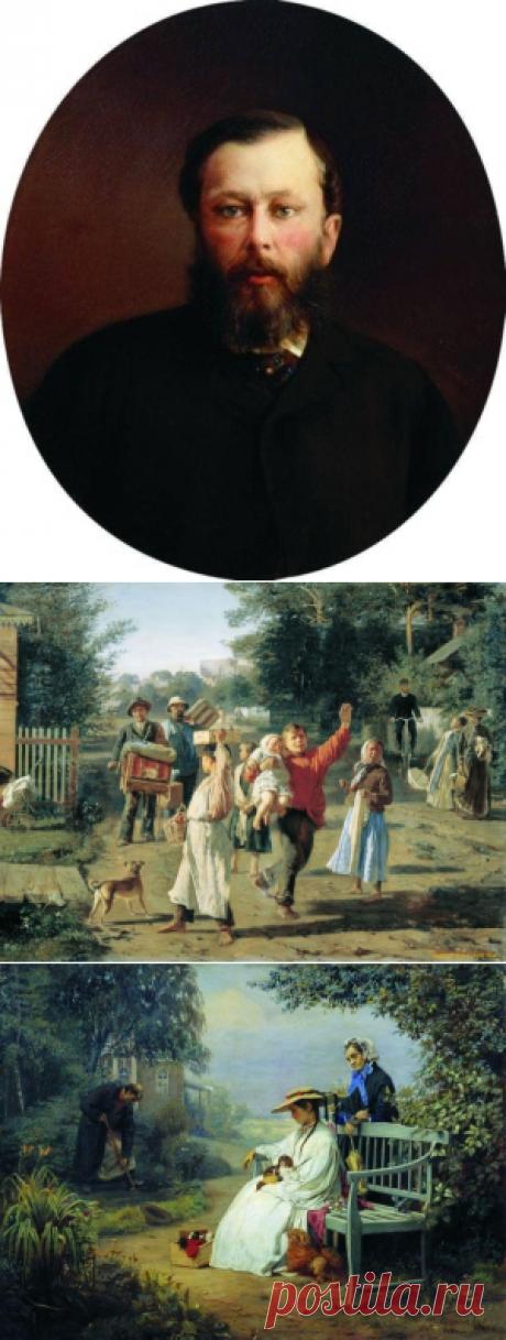Художник Алексей Корзухин (1835 – 1894)