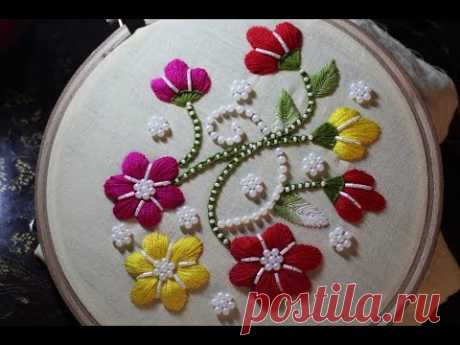 Posts Search Embroidery
