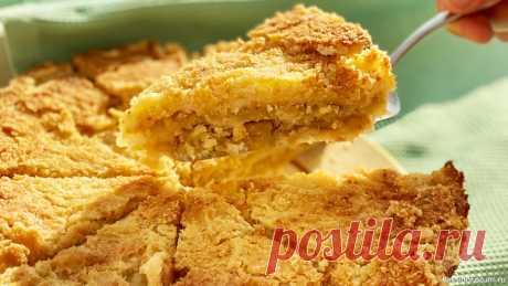 Самый простой насыпной яблочный пирог без яиц - Райская вкуснота, домашняя выпечка!   Кулинария Я много готовил пирогов, но этот мой самый любимый! Простой яблочный пирог, который тает во рту. Тесто - смешанные сухие ингредиенты и начинка из сочных яблок. Вам даже не понадобится блендер. Сочетание хрустящего песочного теста с тертыми яблоками - это райское наслаждение! 10 минут...