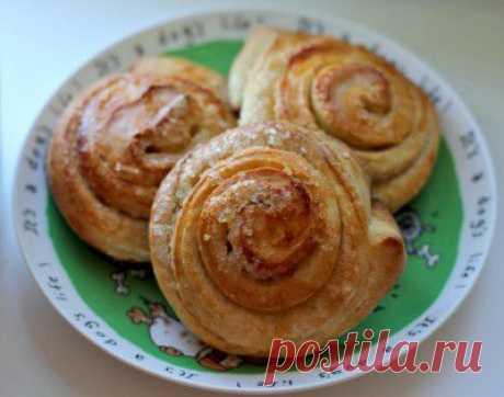 Сладкие булочки на сыворотке : Выпечка сладкая