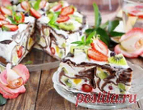 Фантастический блинный торт