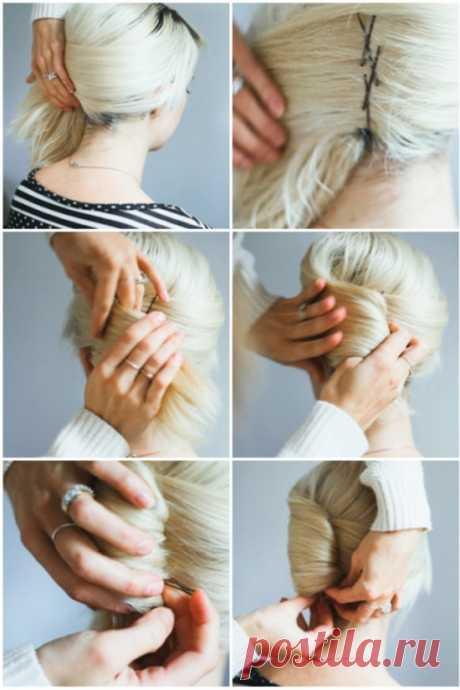 """El peinado \""""la Concha\"""": la foto, los tipos de la colocación, la posibilidad de la colocación, la regla"""