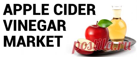 Apple Cider Vinegar Market Size, Share & Growth [2021-2028]