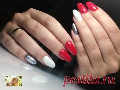 #красота #мода #маникюр #женщина #ногти