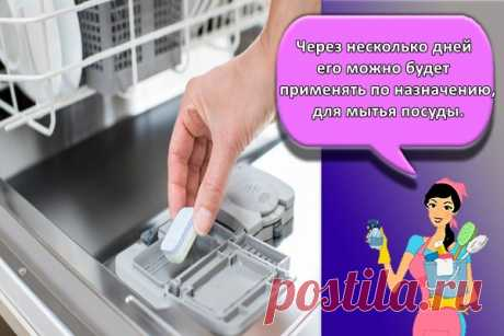 Чем заменить таблетки для посудомоечной машины: 5 рецептов своими руками