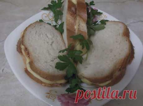 """Бутерброд"""" Остатки сладки"""" - Простые рецепты Овкусе.ру"""