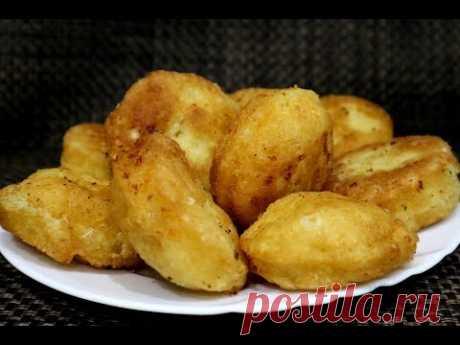 Пончики из творога на сковороде - запись пользователя Вкусная Еда (Вкусная Еда) в сообществе Болталка в категории Кулинария