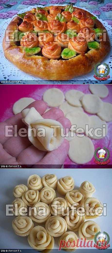Пирог «Дашенька» (МК от Елены) | ЖЕНСКИЙ МИР
