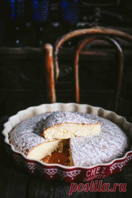 Классический рецепт. Пирог 12 ложек