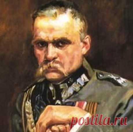 Сегодня 05 декабря в 1867 году родился(ась) Юзеф Пилсудский