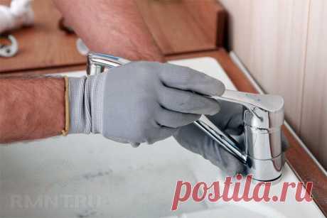 Как выбрать и заменить керамический картридж в смесителе своими руками RMNT.RU