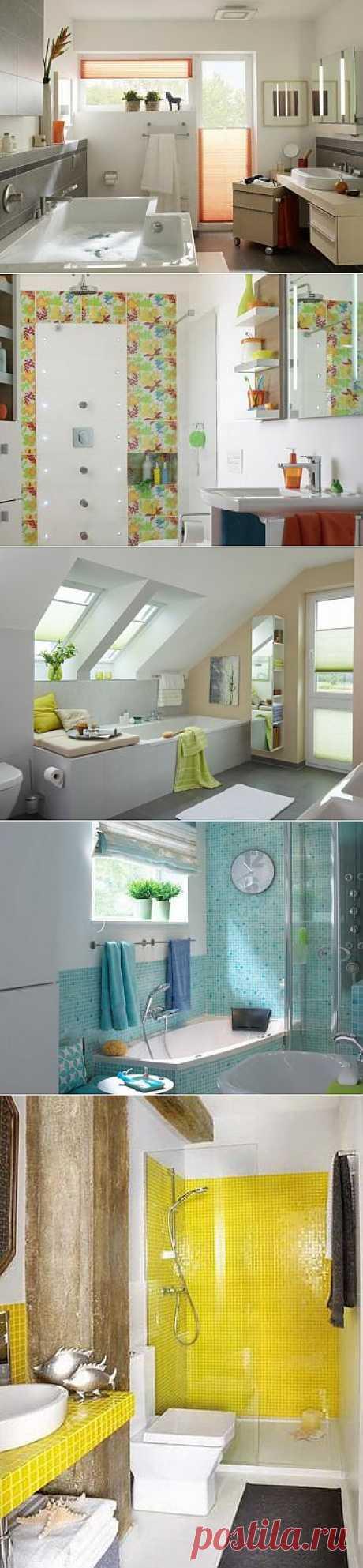 (+1) тема - Ремонт в ванной комнате | МОЙ ДОМ