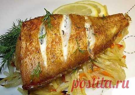 (5) Морской окунь в духовке - пошаговый рецепт с фото. Автор рецепта Alexey . - Cookpad