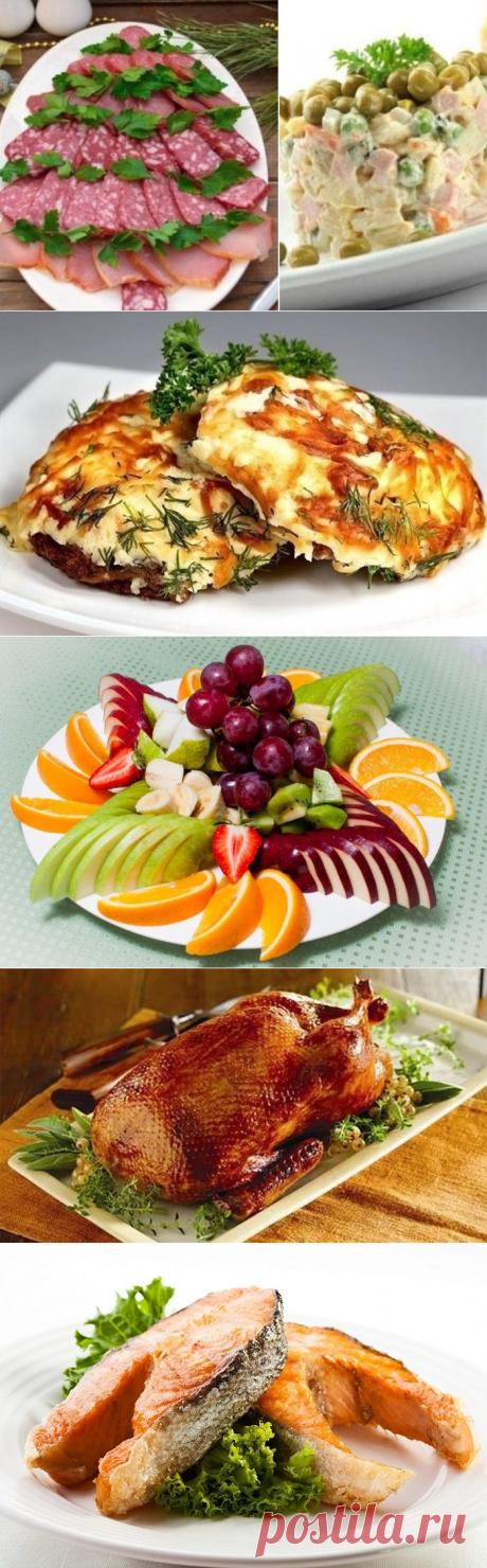 Что делать с продуктами с праздничного стола / Все для женщины