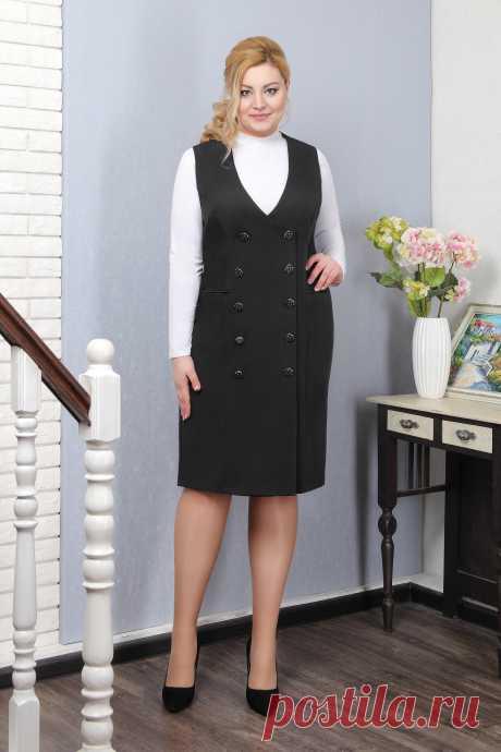 Платья больших размеров: купить женское платье в интернет-магазине Знатная Дама