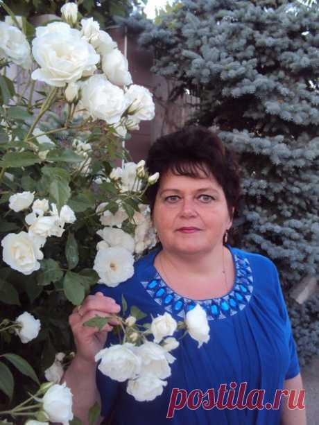 Тамара Назина