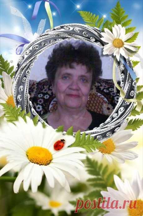 Валентина Лукутина