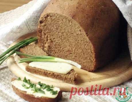 Пшенично-ржаной хлеб на пиве – кулинарный рецепт