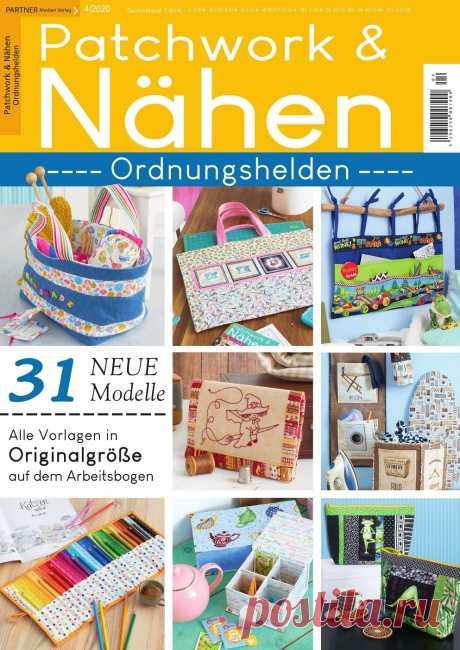 Patchwork & Nahen Spezial №4 2020