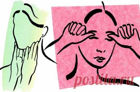 Лимфодренажный самомассаж: подробный мастер-класс (видео) - Красота - Леди Mail.Ru