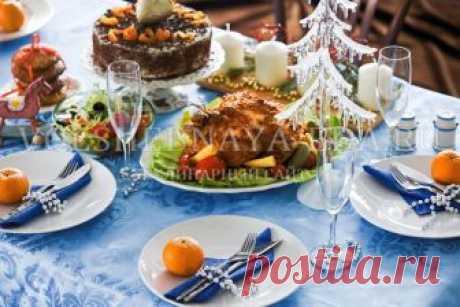 Бюджетный новогодний стол: рецепты и советы