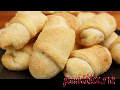 Мутаки или СУПЕР РОГАЛИКИ с ореховой начинкой