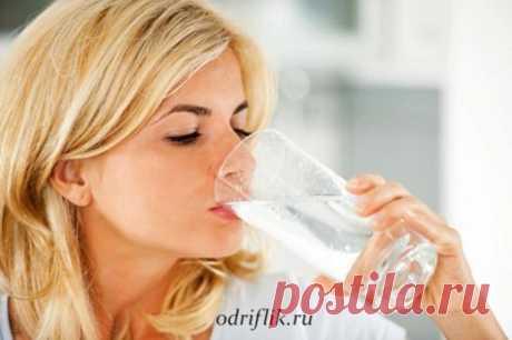 Очищение организма от шлаков народными средствами | odriflik