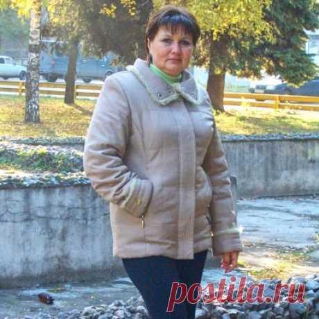 Ирина Дедеченко
