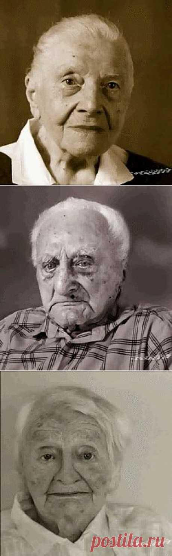 (+1) тема - Как стареют лица | УДИВИТЕЛЬНОЕ