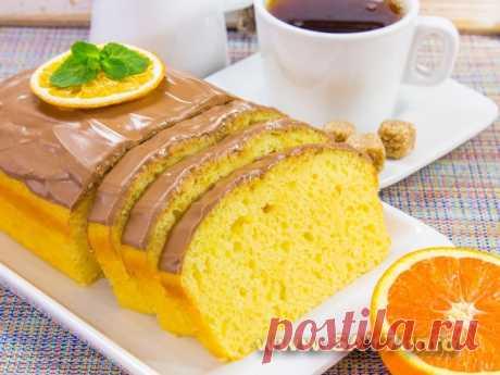 Апельсиновый манник Нежный ароматный рассыпчатый манник. С чашечкой ароматного чая или кофе - прекрасное начало дня.