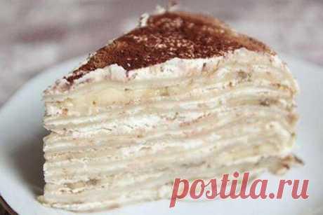 Самый быстрый тортик на сковороде / Занимательная реклама