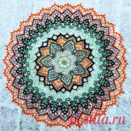 Салфетка Цветик-семицветик