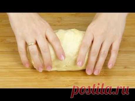 Тесто «158» подходит для любой выпечки! За 5 минут! Один рецепт теста – 158 разных блюд!