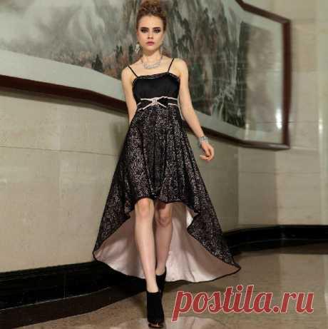 Вечернее платье  Арт № Sdk 05 Размер: S,  M,  L,  XL,  2XL Ткань: атлас , Swarovski