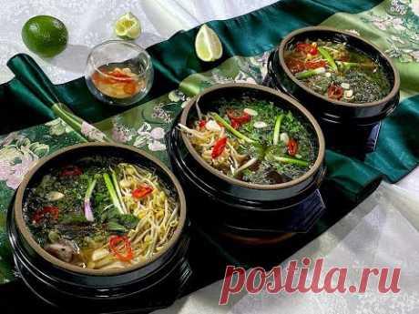 Вьетнамский суп ФО-БО, рецепт Сталика Ханкишиева, НТВ, Дачный Ответ